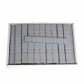 Ciężarek klejony (5+10)x4 (FE) 60g szary Płaski (100 szt)